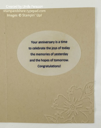 Affectionately Yours Anniversary Card_inside_blog