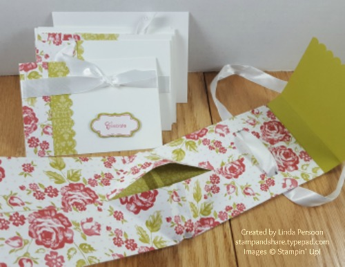 Folded DSP Gift Card Box inside by Denise Jorgensen